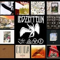 Led Zeppelin albums and singles sales