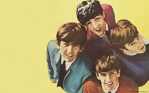 The Beatles are the pure album sales leaders
