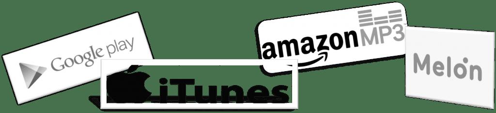 Download music iTunes Amazon Google Melon