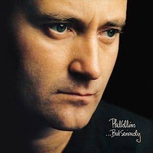 Phil Collins Album Sales