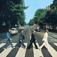 Beatles album sales
