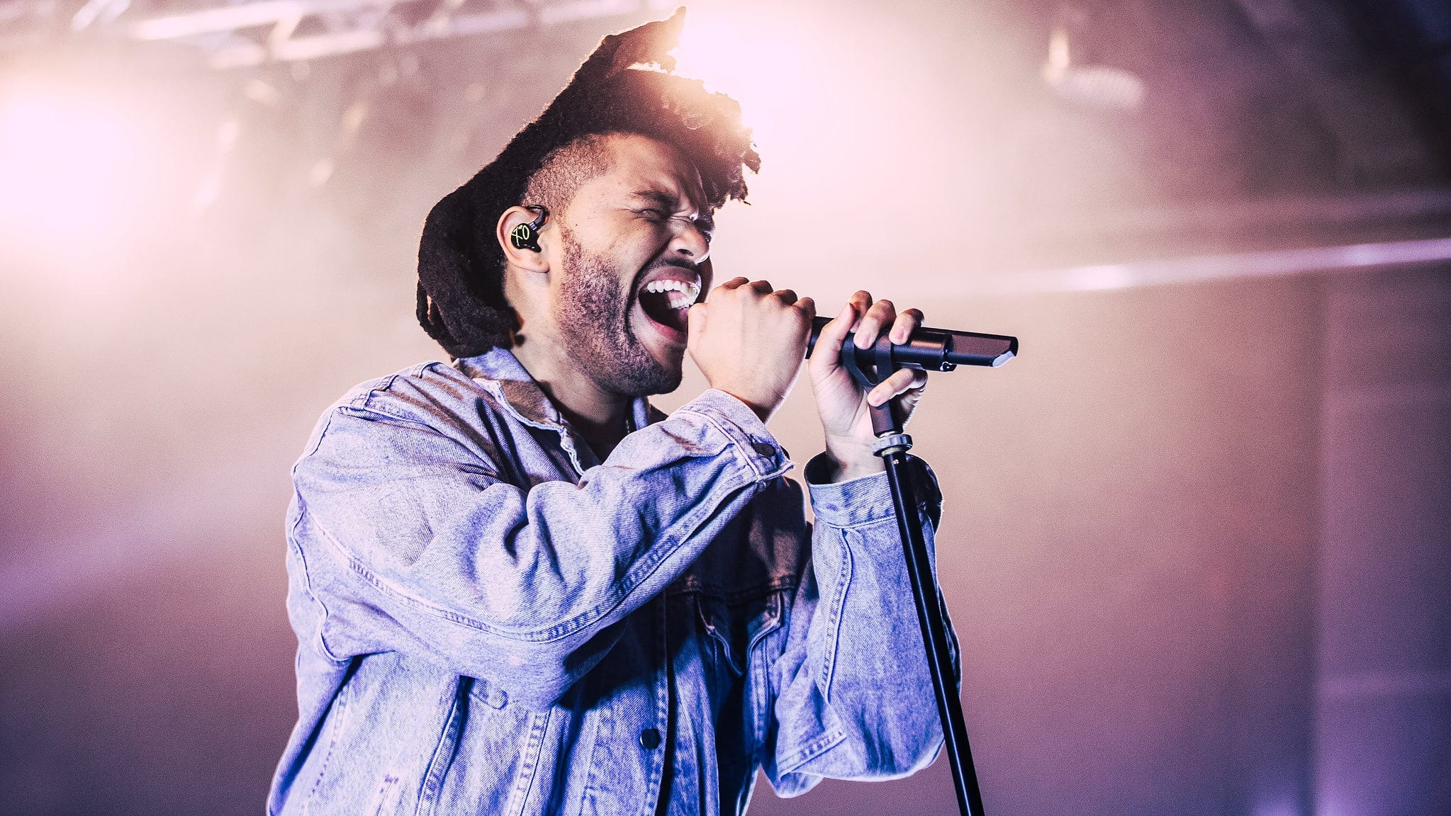 The Weeknd streaming statistics