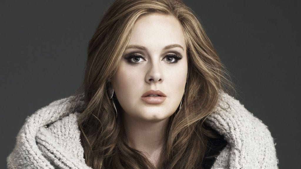 Adele Spotify YouTube