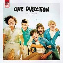 One Direction album sales