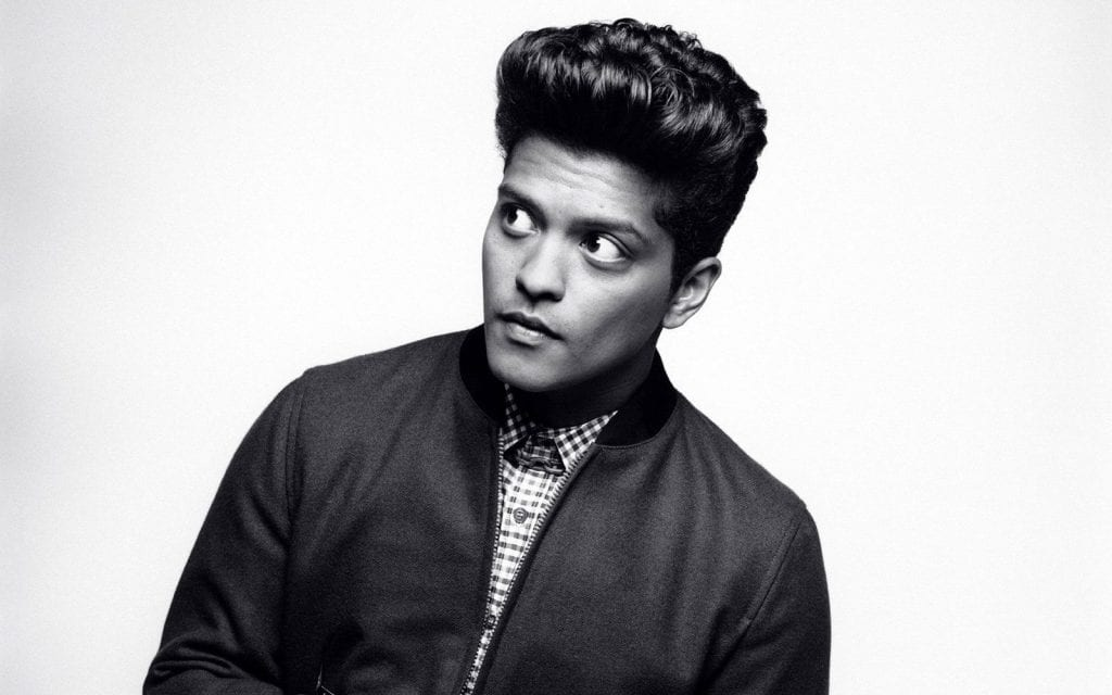 Bruno Mars streaming