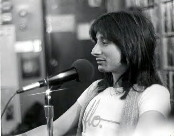 Journey Steve Perry tracklist numbers