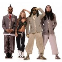 Black Eyed Peas albums and songs sales