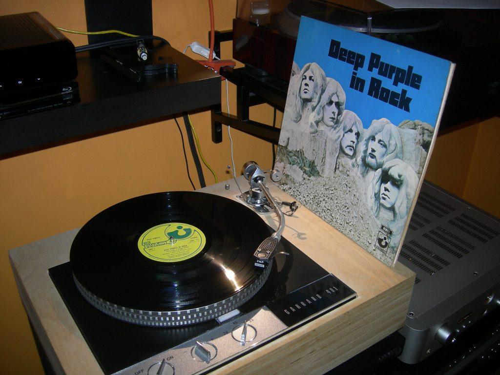 Deep Purple In Rock - streaming statistics